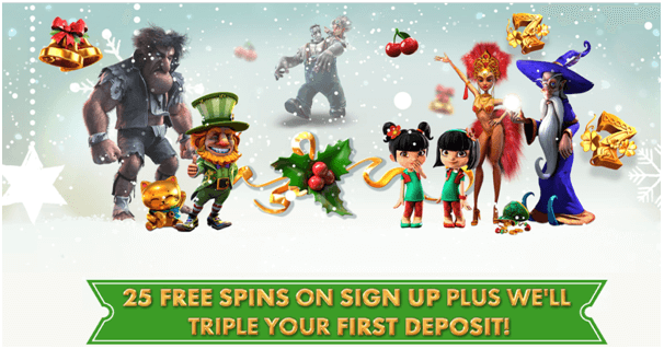 7 Reels Casino Free spins