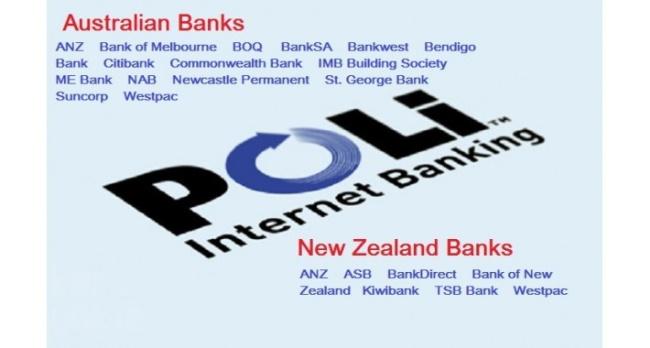 Banks-with-POLi-Facility