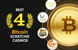 Best 4 Bitcoin Scratchie Casinos to Play