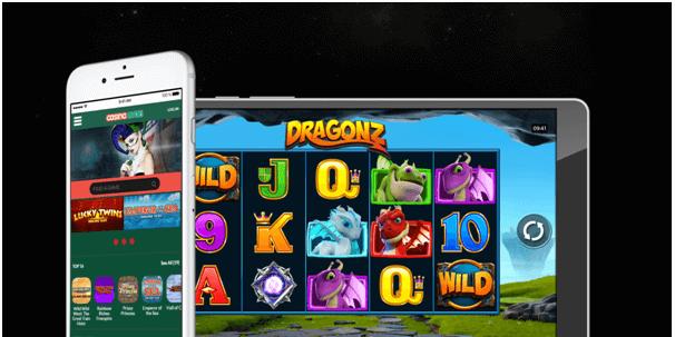 Casino Mate Mobile Games