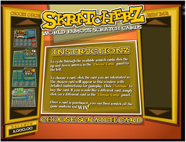 Casino Mate- Scratch Cards