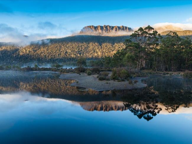 Cradle-mountain-lake-St-Clair-Tasmania
