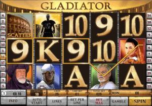Gladiator pokies