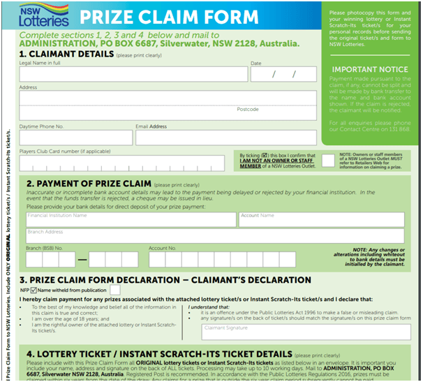 Claim your Instant Scratch its Prizes
