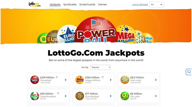 Lotto Go online casino for real AUD slots