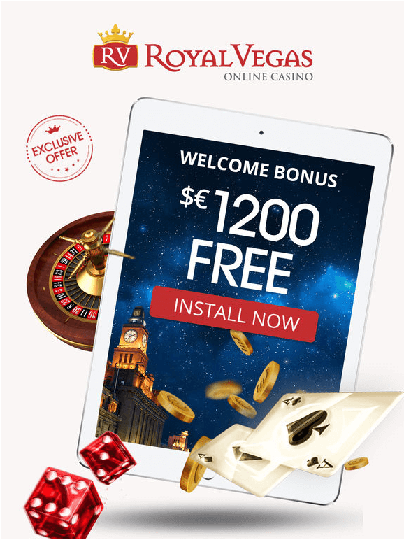 Royal Vegas Casino- Bonuses
