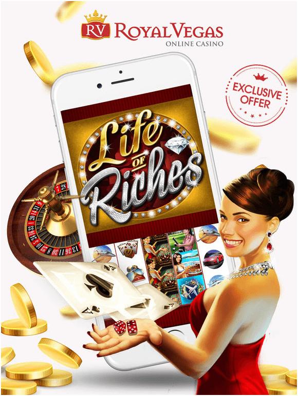 Royal Vegas Casino- VIP