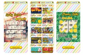 Scratch Card Billionaire- The new game app to play scratchies all free