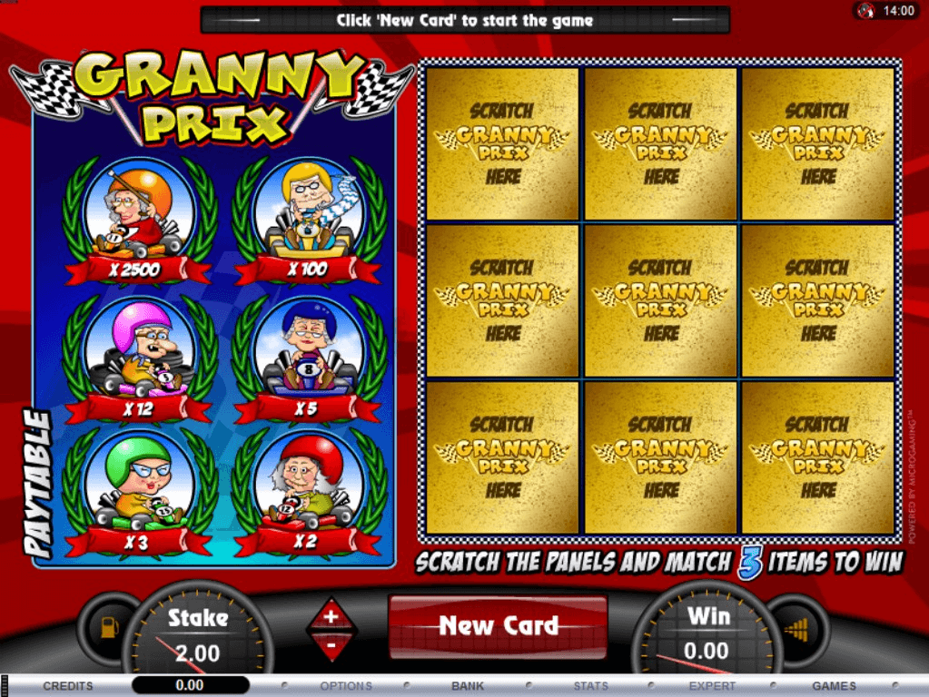 Scratch card tournaments