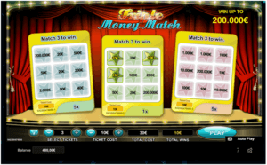 Triple Money Match