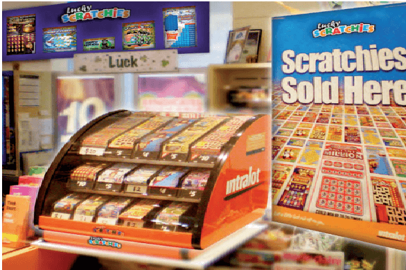 Scratchie tips