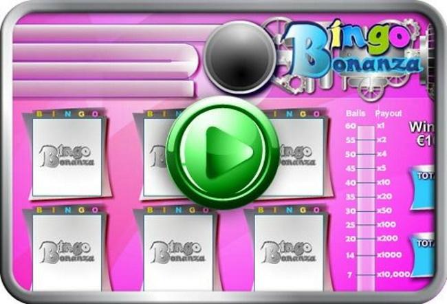 Scratchies and Bingo