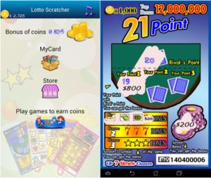The 5 best Scratch card apps for Android mobile to play free scratchies online