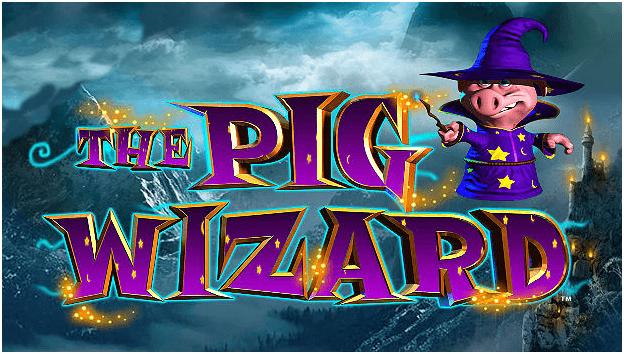 Pig Wizard instant scratchie