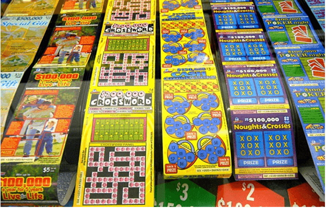 The Scratchie Game