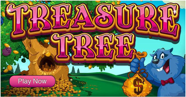 Treasure Tree online Scratchie at Play Croco Casino