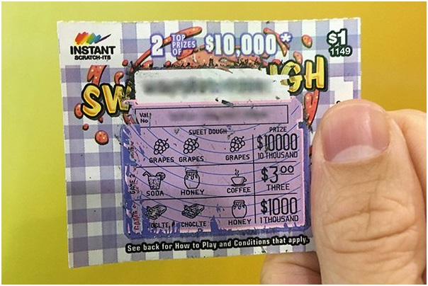 What to do if you lose your Instant Scratch its ticket in Australia