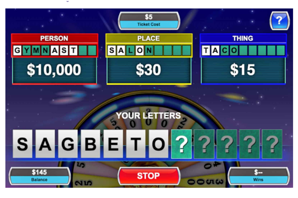 How to play Wheel of Fortune Instant Scratchie in New Zealand?