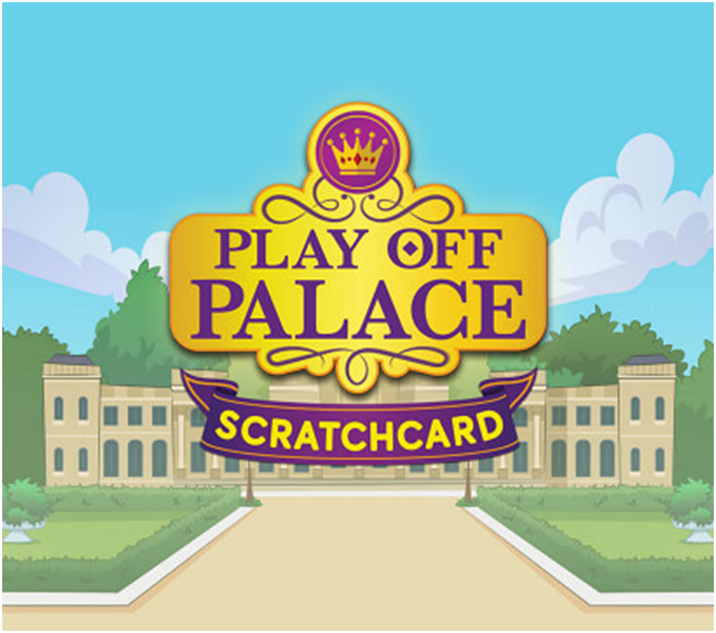 Play Off Palace scratch card