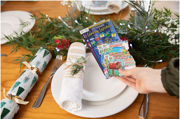 Three Instant Scratchie tickets to buy now for Christmas 2019 Australia