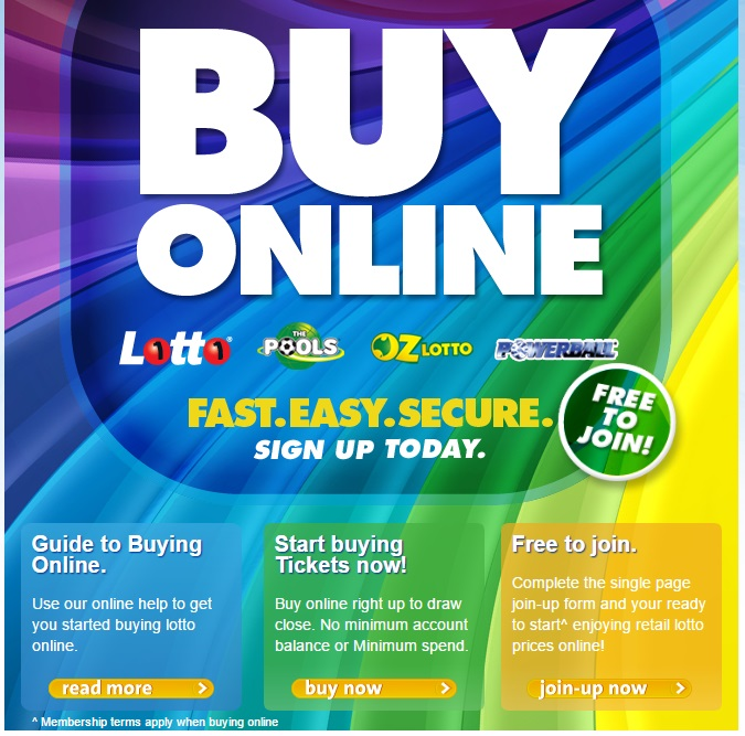 lotteries to play online